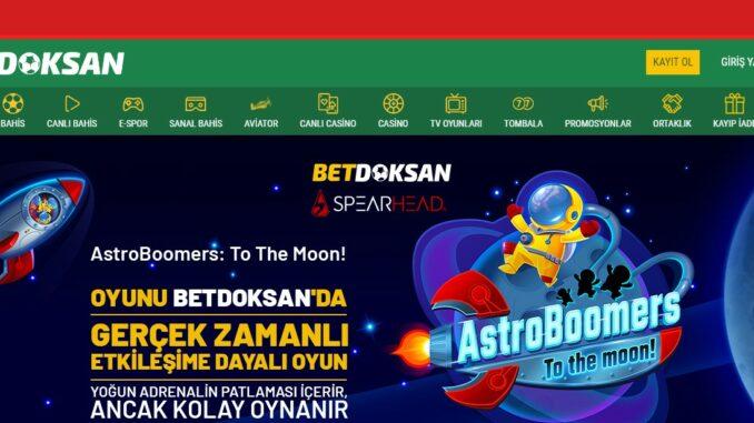Betdoksan Casino Oyunları İçin Site Bonus